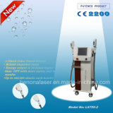 Cheap IPL Shr Opt Laser Permanent Hair Removal Medical Equipment Beauty Machine with 2 Handles