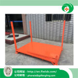 Hot-Selling Metal Folding Stacking Frame for Warehouse by Forkfit