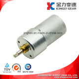 27mm 12V 100rpm Micro Brush DC Geared Motor (JL-27A280)