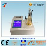 ASTM D1533 Transformer Oil Water Content Measurement Meter (TP-2100)