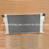Tube Fin Aluminum Aftercooler for Generator Transformer Air Compressor