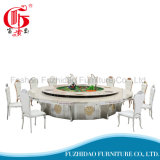 Hot Sales Round Large Metal Operating Rotary Dining Table