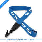 Customized High Quality Polyester Lanyard Gift Badges Buckle Bag Belt