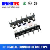 Multi Port BNC Connector Molding Type Connector
