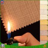 Woven Polyester Waterproof Flame Retardant Blackout Curtain Fabric for Window Curtain From Textile Fabric Supplier
