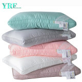 Household Hyaluronic Acid Moisturize Beauty Pillow Soft Quality Standard Size Hotel Neck Hilton Pillow