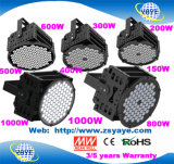 Yaye 18 Ce/RoHS 10W 20W 30W 50W 60W 70W 80W 100W 120W 150W 160W 200W 250W 300W 400W 500W 600W 1000W Outdoor COB SMD Solar LED Flood Tunnel Light LED Floodlight