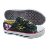 Whoesale Fashion Children's Casual Canvas Vulcanized Shoes