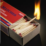 Cheap Price High Quality Wooden Safety Match