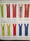 Hot Selling Nuguard Zipper at Lowest Price with Good Quality