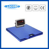 Factory Calibrated 5ton Precision Weighing Digital Scale for Warehouse