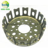 Very Nice Clutch Basket Machining for 6061-T6/2017/5052 Aluminum Hard Anodized Motorcycle Parts