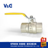 Inig&Watermark Aproved Brass Gas Valves with Ce (10.99231)