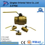 Full Size Wholesale Free Samples Brass Ball Valve with Top Quality