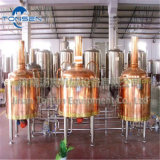 1000L Copper Industrial Distillation Equipment, Tequila Beer Brewing Installations From Jinan Tonsen, China Manufacturer