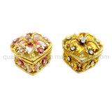 OEM Multicolor Diamond Jewelry Box Wedding Gifts
