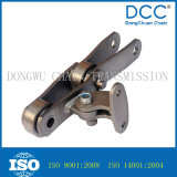 Offset Link Bagasse Carrier Sugar Mill Roller Conveyor Chain for Transmission 2184 1796