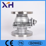 304 Stainless Steel Hight Quality Flanged Ball Valve Dn20 150lb