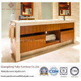 Luxury Standard Hotel Furniture for Teak Suite Bedroom (YB-S811)