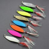 10g 15g Colorful Pineapple Sequins Metal Fishing Lure Tackle