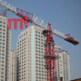 Flat Top Mt7525-16t: Tower Crane with Jib75m, Tip Load 2.5t