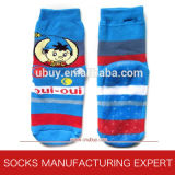 Babies′ Warm Cotton Anti-Slip Socks (UBUY-102)