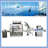 Automatic Linear Type Liquid Oil Filling Machine