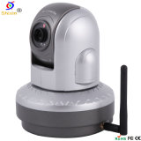 H. 264 420tvl 1/3 Sony CCD WiFi PTZ IP Camera (IP-106HW)