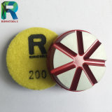 Hot Sale China Supplier 3 Inch Diamond Floor Polishing Pads with Resin Bonded