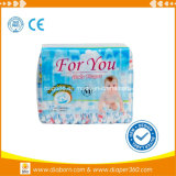 Good Quality Baby Age Group Soft Cotton Disposable Baby Diaper for Ghana