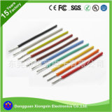 UL Factory Customize 120 Strips 0.06mm Copper 22AWG Flexible Silicone Electrical Cable Wire
