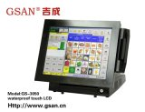 Black LCD Touch POS Terminal