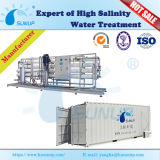 50tpd Containerized Reverse Osmosis Seawater Desalination Plant