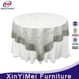 100% Polyester 5 Star Hotel Wedding Table Cloth Designs