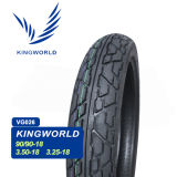Ybr125 M/C 57p 90/90-18 Tubeless Tire for Motorcycle