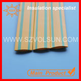 Yellow Green Plastic Heat Shrink Tube