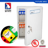 Key Cabinet High Quality Steel Integrated with 32 Key Holders for Key Storage
