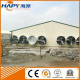 Prefab Poultry House with Poultry Equipment for Broiler and Breeder