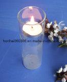 Pyrex Glass Candlestick Holders