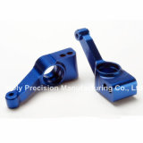 CNC Machining Motorcycle Part with Anodizing