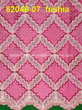 Hot Sell Swiss Voile Lace in 2015 (82046)