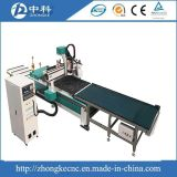 Zhongke CNC Router with Automatic Loading and Unloading System