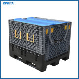 Good Price Collapsible Foldable Plastic Pallet Box, Folding Container