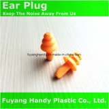 3 Layers Christmas Tree Silicone Earplugs