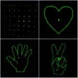 4in1 Diffraction Gratings Plastic Lens for Yard Light