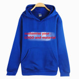 Navy Fleece Cheap Pullover Women's Oversized Hoodies Make in China Clothing Factory in Guangzhou City
