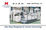 Wenhong High Quality Automatic Hot Foil Stamping and Die Cutting Machine Wh-1050sf