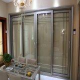 Aluminum Glass Balcony Door Design Corner Sliding Safety Door Price