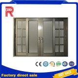 Cheap Aluminum Grill Casement Door Aluminum Profile