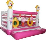 Cheap Factory 0.55mm PVC Small Inflatable Bouncer Jumping Castle